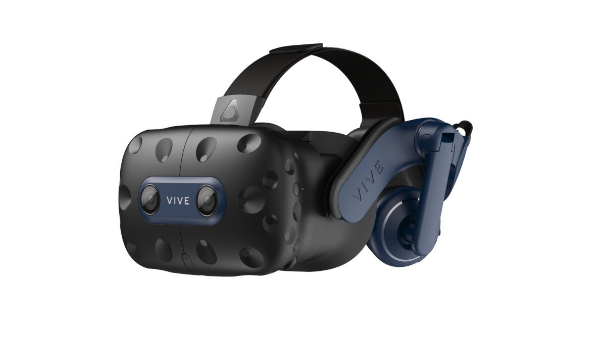 The new HTC Vive Pro 2 headset